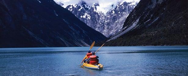 Lago Cachorro, Chile