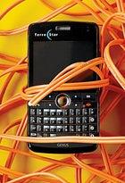 Terrestar Genus Satellite/Cell Phone
