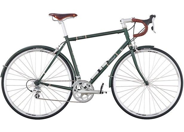 Raleigh Clubman commuter bike
