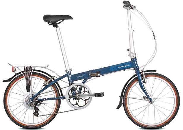 Dahon Speed D7 commuter bike