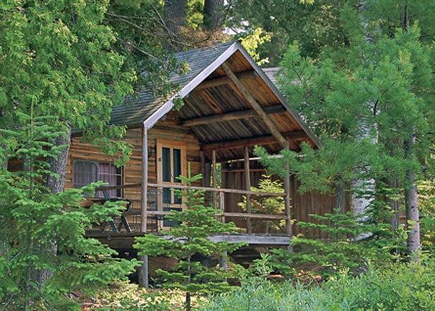 Gorman Chairback Lodge, Maine