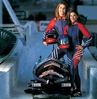 The Bobsled Girls > Bobsled World Cup, February 2001