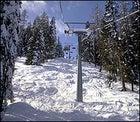 Let it Schnee: Paradise, as seen from an Innsbruck ski lift