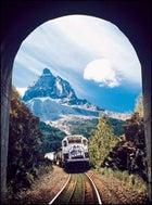 CHUG IT: tunneling through Yoho National Park, British Columbia