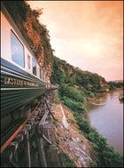 CHUG IT: traversing Thailand on the Eastern & Oriental Express