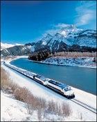 CHUG IT: Jasper-bound on the Rocky Mountaineer