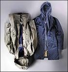 Quiksilver/Victorinox Swiss Army sweaters