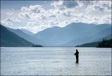 Lake Froliha