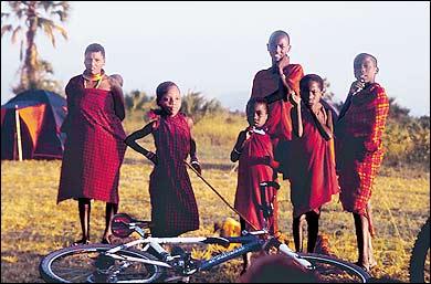Trips of a Lifetime: Kenya, Tanzania, Ethopia, Zambia