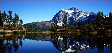 national park: North Cascades National Park