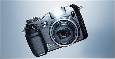 Sony Cyber-shot DSC-V3 Pro