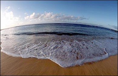 Hawaiian bliss: Poipu Beach