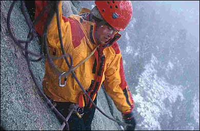 adventure sports camps Climbing, Mountaineering, and Canyoneering