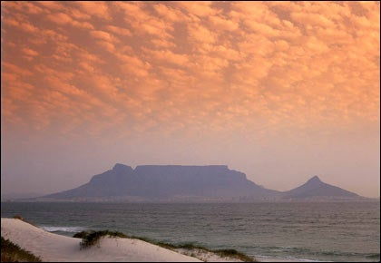 Where It All Begins: Cape Town's Table Mountain