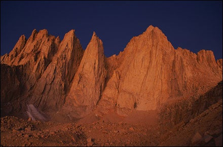 California's Mount Whitney