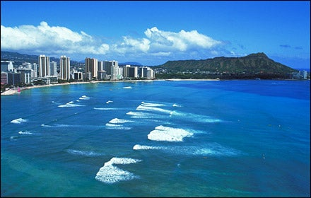 Oahu to Maui Superferry