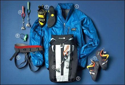 Climbing Gear Essentials