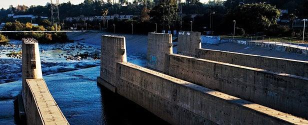 The L. A. River