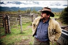 Rancher along the Carretera Austral