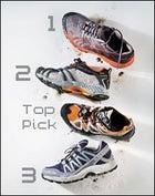 Nike Air Zoom Orizaba, Puma Complete Thiella XCR II, Merrell Full Pursuit Gore-Tex XCR, Salomon XA Pro 2 XCR