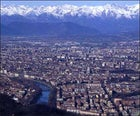 Setting the Stage: Turin and its surroundings, site of the 2006 Winter Olympics