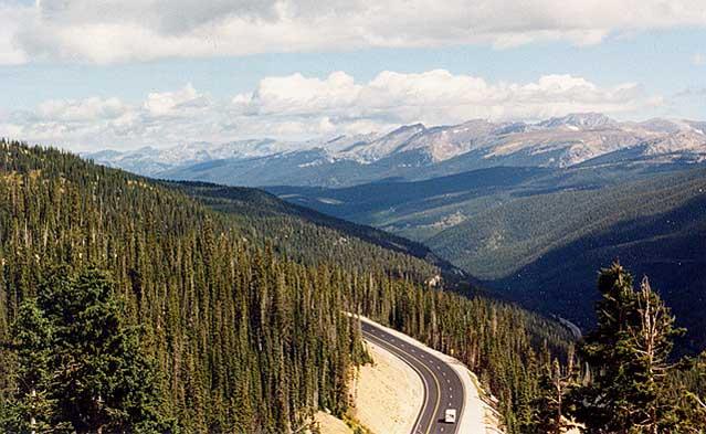 Colorado - Berthoud Pass