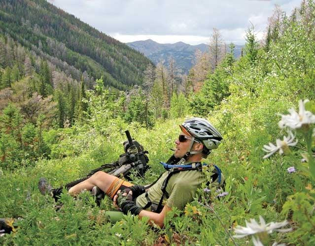 """In hot pursuit of the elusive Wyoming Range National Recreation """"Trail"""""""