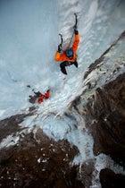 Kyle Dempster ice climbing