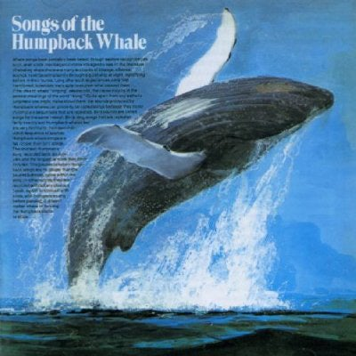 Songs of the Humpback Whale