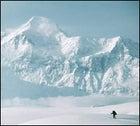 Denali Jr.: fresh May snow below 18,008-foot Mount St. Elias.