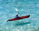 Paddling to remote Exuma Cays Land and Sea Park