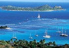 Rum Runners: sailing near Palm Island