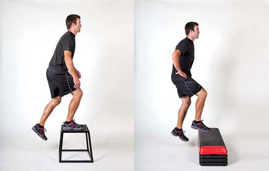 Exercises for runners