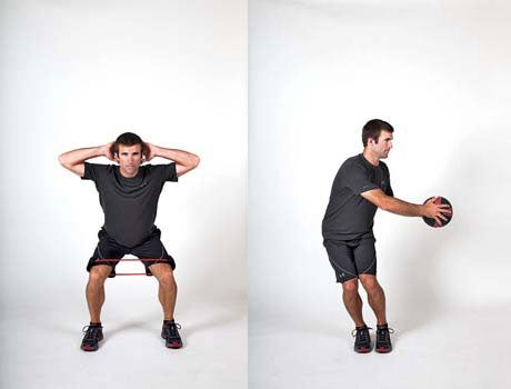 Exercises for skiers