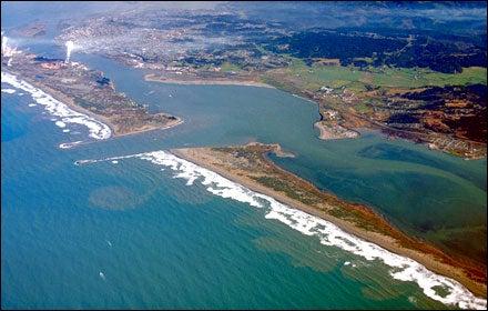 Eureka and Humboldt Bay