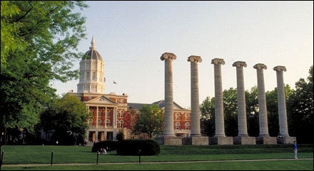 University of Missouri in Columbia