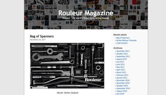Rouleur Magazine Blog