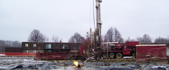 This year, fracking was all over the news.