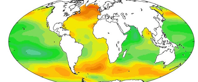 Ocean acidification is happening sooner than expected.