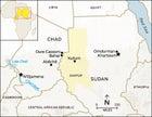 Chad, Sudan