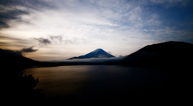 Radiation near Mt. Fuji is the same or lower than that of Los Angeles.