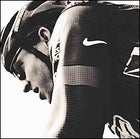 Armstrong on a road ride in Spain, March 2003