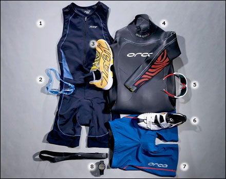 Triathlon Training Gear