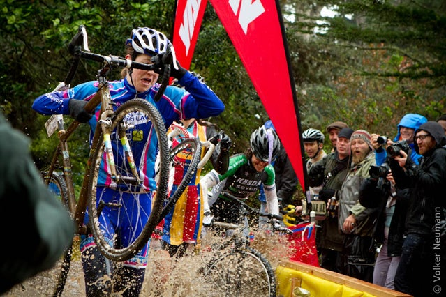 Women's race, 2011 Single Speed Cyclocross World Championships