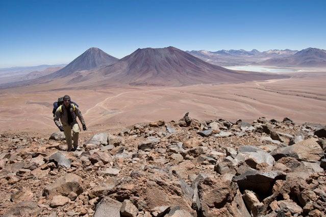 The Atacama Desert
