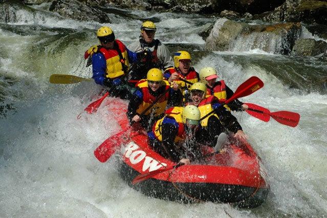 Paddle the Lochsa