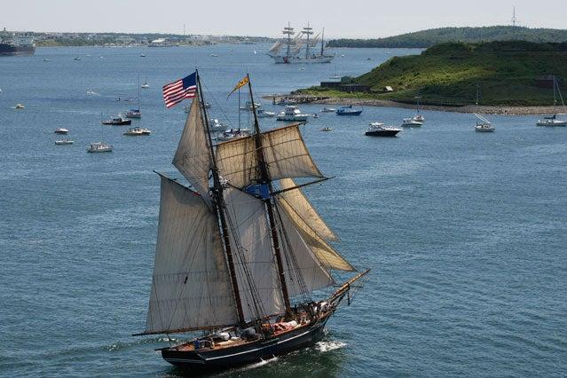 Tall Ships Nova Scotia
