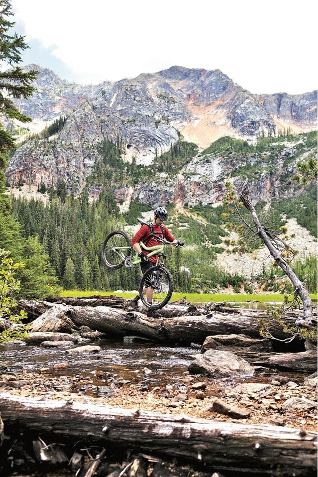North Cascades detour