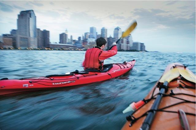 Hudson River getaway