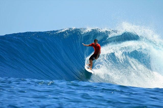 Mentawai Islands surfing